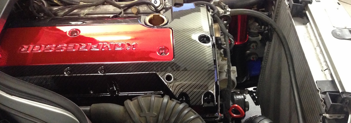 KTMT Motorentechnik Mercedes Turbo Motor 1