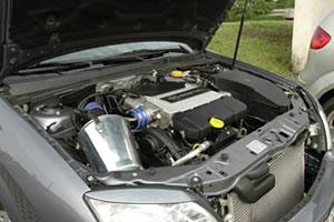 Opel Vectra C Caravan 3 2 V6 Tuning Ktmt Motorentechnik